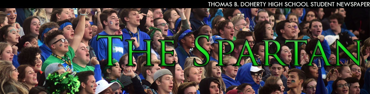 The Student News Site of Thomas B. Doherty High School