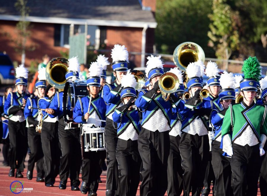 Doherty's Marching Band