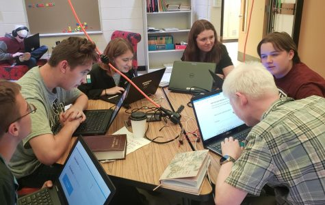 Spartan Reporter Visits Colorado School for the Deaf and Blind