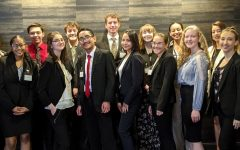 FBLA Finishes Strong in Districts