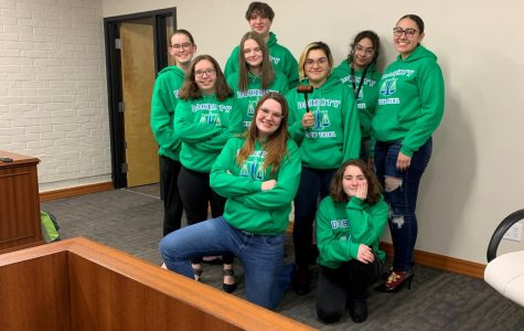Mock Trial Set to Compete in Regionals
