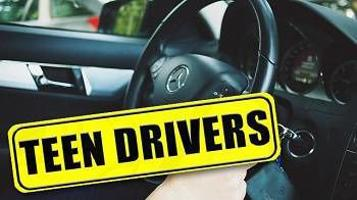 Teen drivers aged 16-17 remain the highest accident risk group.