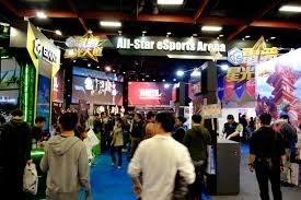 Esports Lobby
