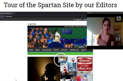 Tour of the Spartan Site by our Editors