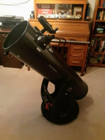 Erick has been observing since he was 4 years old, and now is an active member of the Astronomical Society. Currently, he observes with a 10-inch reflector.