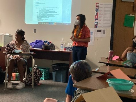 Spartans United President Marley Harlow-Tafoya talks about the meeting agenda.